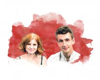 Scott Gilmour & Claire McKenzie