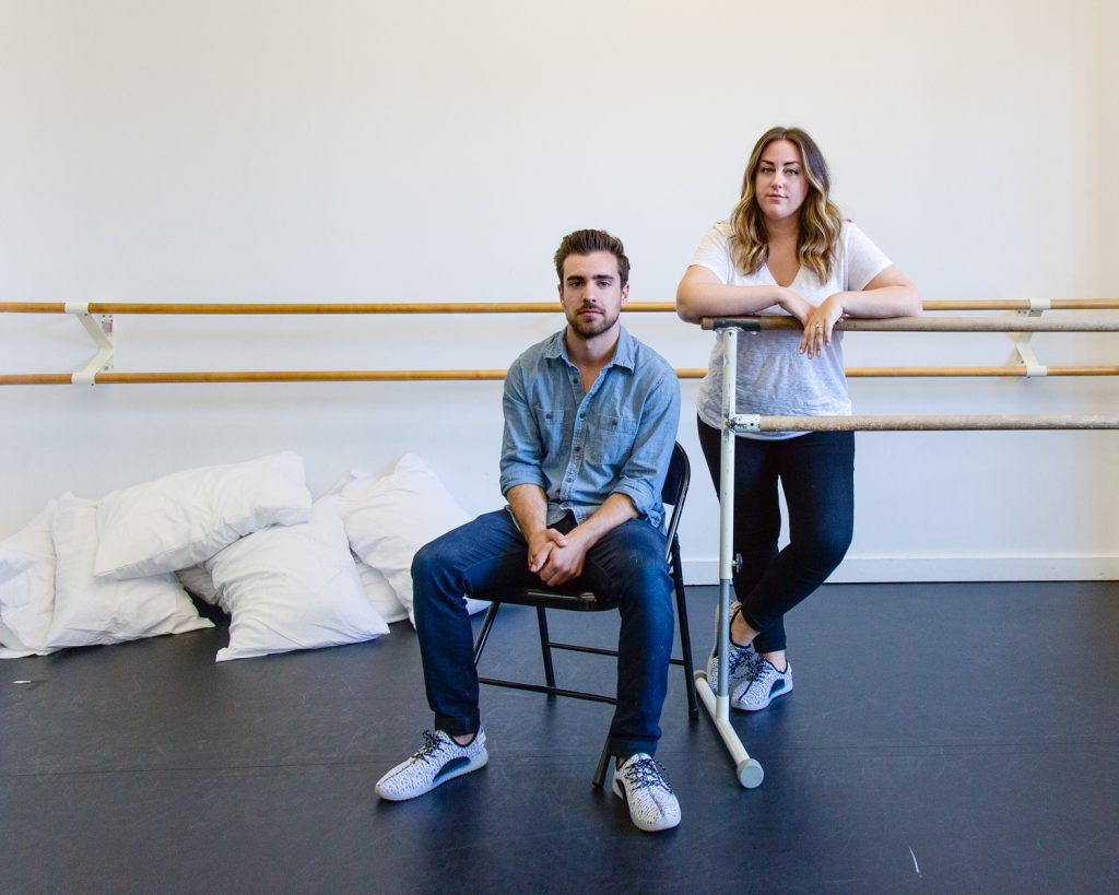 Lyndsay Magid & Josh Aviner